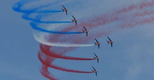 Pornichet : la Patrouille de France, invitée star du meeting aérien
