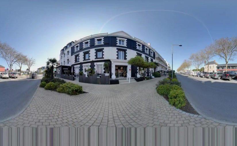 Regarder Hotel Sud Bretagne a mis à jour l'adresse de son site web.